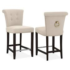 counter height stools. Dining Room Furniture - Calloway Counter-Height Stool Natural/Gold Counter Height Stools R