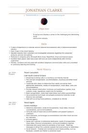 Travel Consultant Resume Samples Visualcv Database - Shalomhouse.us