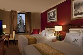 The Roosevelt Hotel, New York City, New York, Superior Room, 2 Double
