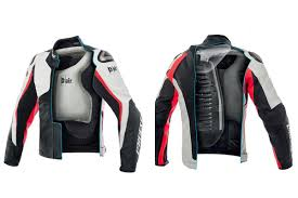 airbag jackets for motorcycles are starting to get a lot more useful last week motorcycle wear company dainese announced a jacket called the misano 1000