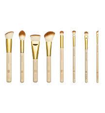 bamboo makeup brushes. zoeva-bamboo-vol2-set-03 bamboo makeup brushes u
