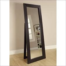 Small Picture Furniture Extra Large Decorative Mirrors Black Floor Mirror
