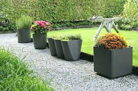 patio large patio pots and planters big garden pot outdoor you can look very wooden