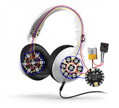 circuit diagram glowing skullcandy headphones mod adafruit flora headphones diagram jpg