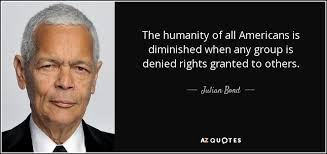 Bond Quotes Inspiration TOP 48 QUOTES BY JULIAN BOND AZ Quotes