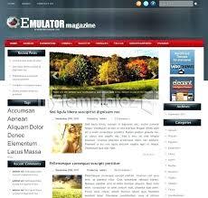 Art Gallery Website Template Free Online Download