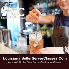 louisiana 9 95 seller server cles certification permit license certificate card training bulk purchase