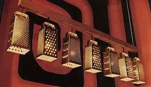 homemade lighting fixtures. view in gallery grater light fixture homemade lighting fixtures i