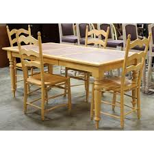 drop leaf dining table and 6 chairs. walter of wabash maple dining table w chairs upscale consignment kitchen uk drop leaf: leaf and 6 n
