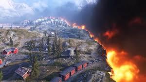 Battlefield 5 Firestorm Gameplay Trailer