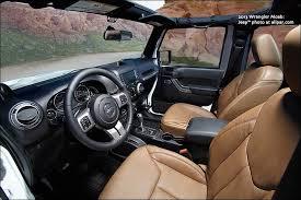 2018 jeep wrangler moab interior