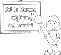 Lusso Disegni Da Colorare Per La Festa Della Mamma Gratis Migliori