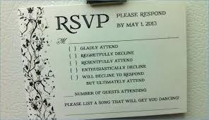 Response Cards Size Wedding Response Card Size Artwrk Pro