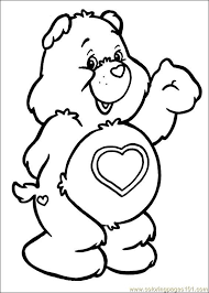 Small Picture The Care Bears Coloring Pages