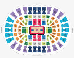 Little Caesars Pistons Seating Chart Transparent Png
