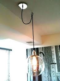 pendant light kit diy glass insulator
