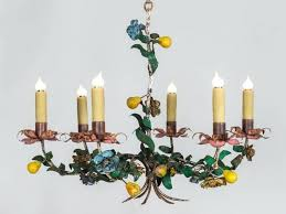 whimsical lighting fixtures. Simple Lighting Hit If You Want View Another Ebay Vintage Tole Chandelier Rare Gold Gilt 6  Light Turquoise Fruit French Full 5 Ra For Whimsical Lighting Fixtures L