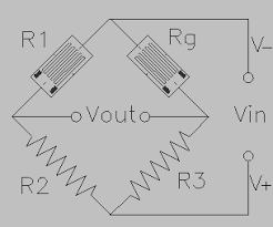3 wire load cell question electronics forum circuits projects wheatstone quarter bridge circut pos and neg gif