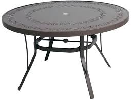 48 inch round patio table gorgeous inch round patio table cover with umbrella hole square terrific 48 inch round patio table inch round aluminum