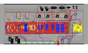 the chassis alyout in evh s amp amplifiers medium the chassis alyout in evh s amp