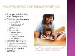 single parenting essay