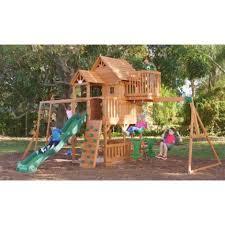 kids garden playhouse outdoor children