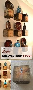 4x4 Wood Crafts 25 Best 4x4 Wood Crafts Ideas On Pinterest Display Shelves 4x4