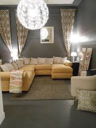 Basement Living Rooms Creative Custom Decorating