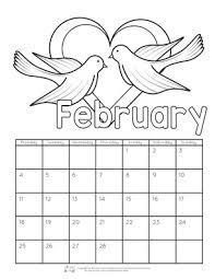 february printable calendar 2019 printable calendar for kids 2019 itsy bitsy fun