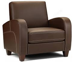 julian bowen vivo chestnut brown leather chair