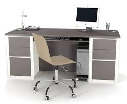 white home office design big white. contemporary desks home office modern style computer desk white design big n
