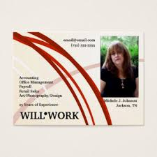 Mini Resume Business Card Mini Resume Business Card Examples Format