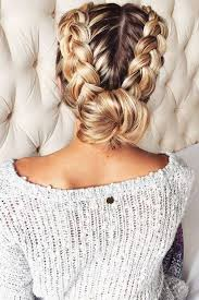 Plaits Hairstyle 63 amazing braid hairstyles for party and holidays braid 1312 by stevesalt.us