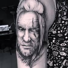 ведьмачьи татуировки Igor Tonet яндекс дзен