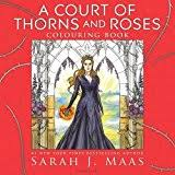 a court of thorns and roses colouring book colouring books