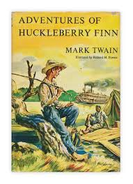 adventures of huckleberry finn katie writes stuff  adventures of huckleberry finn 1885 huckfinn