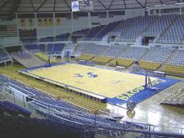 Burton Coliseum Mcneese State University