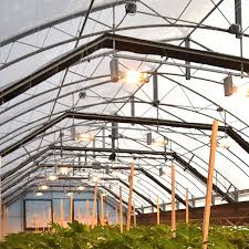 Automated Light Deprivation Guardian Series Interior Automated Light Deprivation Greenhouse Kit