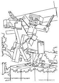 Minecraft Coloring Pages Free Coloring Pages Minecraft Coloring