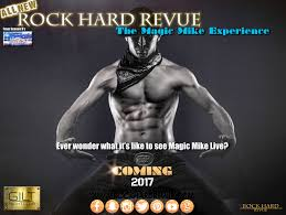 Chippendales Vegas Seating Chart Tickets For Rock Hard Revue The Magic Mike Experience