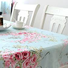 shabby chic table cloth tablecloth clothes .