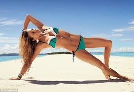 Image result for toned woman bikini