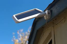 best outdoor solar powered motion security lights top 9 reviews