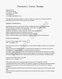Software Tester Resume Sample How to write a paper The Faculty of Mathematics and Computer 92