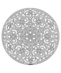 Free Coloring Page Coloring Free Mandala Difficult Adult To Print