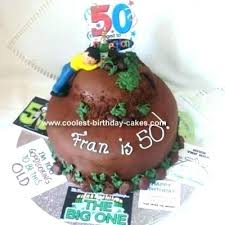 Over The Hill Birthday Ideas Cakes For Coolest Cake Pinterest