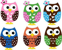 image of owl wall decor for teens