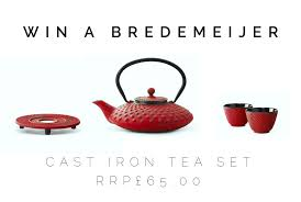 bredemeijer xilin cast iron tea set review and
