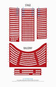 Rigorous Seat Number Fox Seating Chart The Met Opera Seating