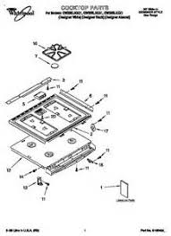 similiar parts for whirlpool stove repair keywords jenn air stove wiring diagram in addition whirlpool gas range parts